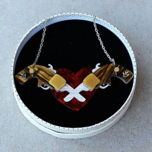Erstwilder Necklace - Holstered Love