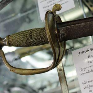 British Brass Hilt Hanger