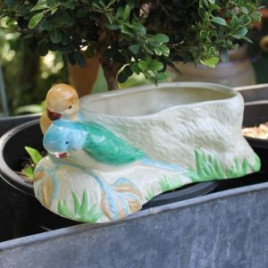 Clarice Cliff Bird Trough