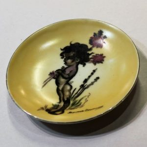 Brownie Dowling Plate