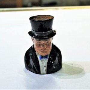 Winston Churchill Figurine