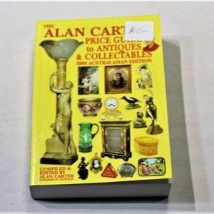 Alan Carter Pocket Price Guide – Yellow