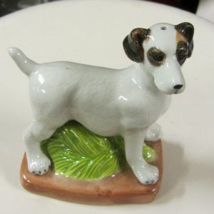 Jack Russell Dog Salt & Pepper