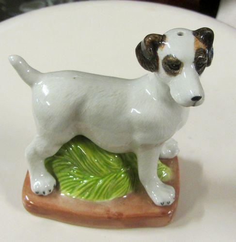 Jack Russell Dog Salt & Pepper