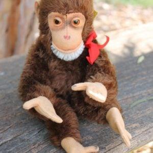 Steiff Jocko Chimpanzee - 25cm vintage