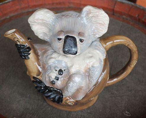 Koala Teapot