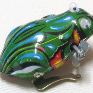 Mini Hopping Frog 8cm
