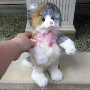 Mitzi the cat