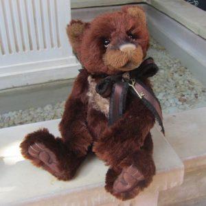 Charlie Bears - Isabelle Mohair