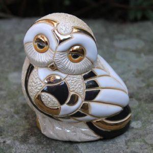 Owl Snowy – Rinconada