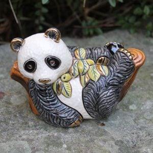 Panda in Tree – Rinconada