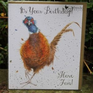 It's Your Birthday – Greeting Card