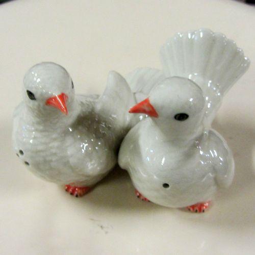 Pigeon/Dove Salt & Pepper