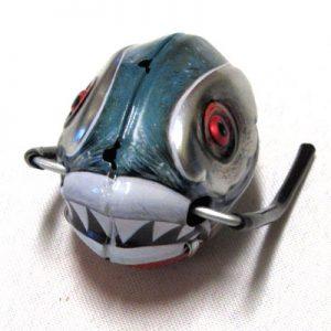 Piranha Fish Head