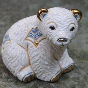 Polar Bear Cub – Rinconada