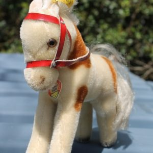 Steiff Pony – 17cm vintage