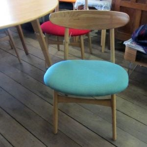 6ixty Avro Dining Chair – Retro Style