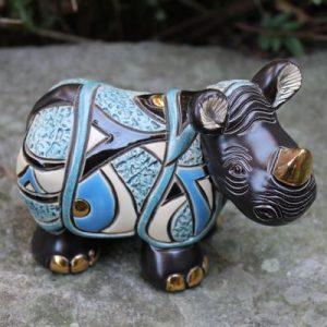 Rhinoceros Javan - Rinconada