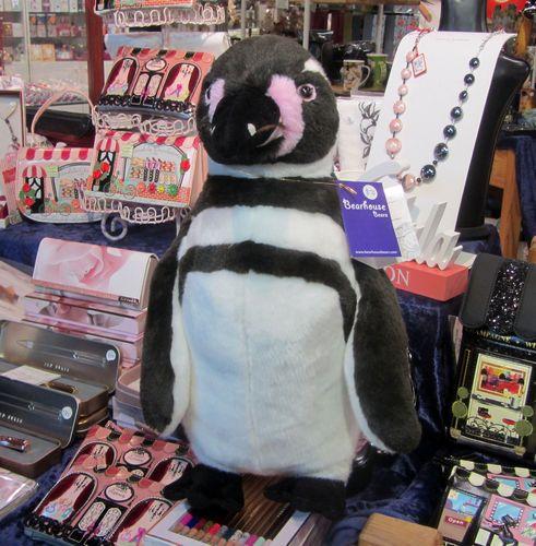 Rudd the penguin