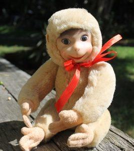 Schuco Monkey 25cm – vintage