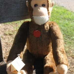 Schuco Yes/No Tricky Monkey Limited Edition 45cm – vintage