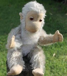 Schuco Monkey 30cm – vintage
