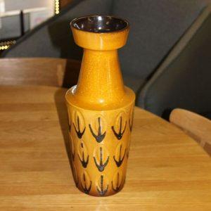 Emu Foot Print Vase