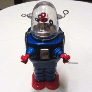 Robot –  Space Trooper, blue