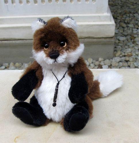 Townsend the fox