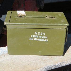 Ammunition Box - Large