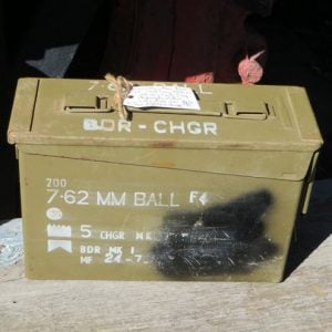 Ammunition Box – Small