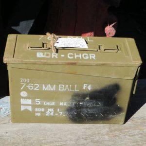 Ammunition Box – Small