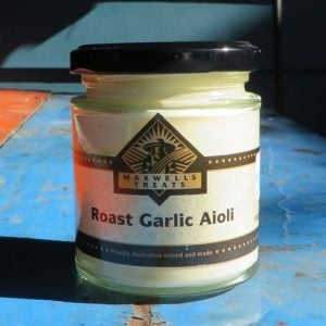 Aioli – Roasted Garlic
