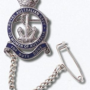 Female Relative Badge – RAN WWI