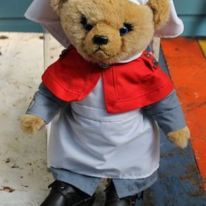 Teddy Bear Sister Bernadette O'Meara Nurse