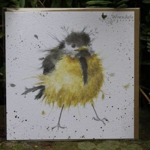 A Little Birdy – Greeting Card