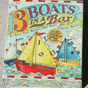 Three Boats in a Box – build your own fleet