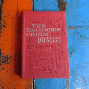 Book - Brother's Grimm Fairy Tales