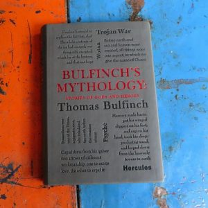 Book - Bulfinch's Mythology