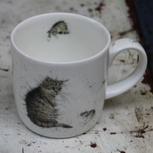 Cat & Mouse Mug