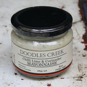 Mayonnaise – Chilli, Lime & Coriander