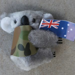Koala Clip On – Digger
