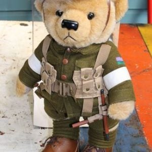 Teddy Bear – Colonel Cohen Lone Pine Bear