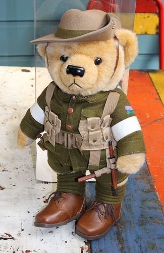 Teddy Bear - Colonel Cohen Lone Pine Bear