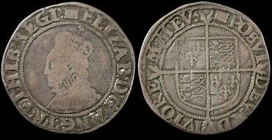 Coin – Queen Elizabeth I