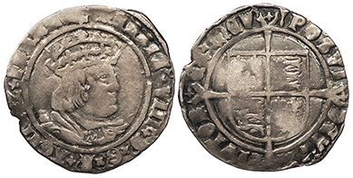 Coin – Henry VIII