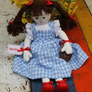 Cloth Rag Doll - Dorothy