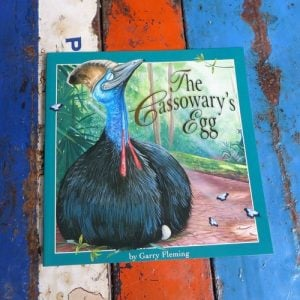 Book – The Cassowary's Egg
