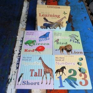 My First Learning Books