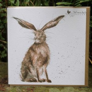 Good Hare Day – Greeting Card